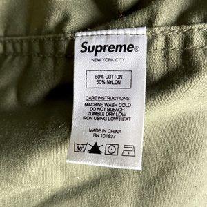 Supreme The Killer M-65 Jacket Olive